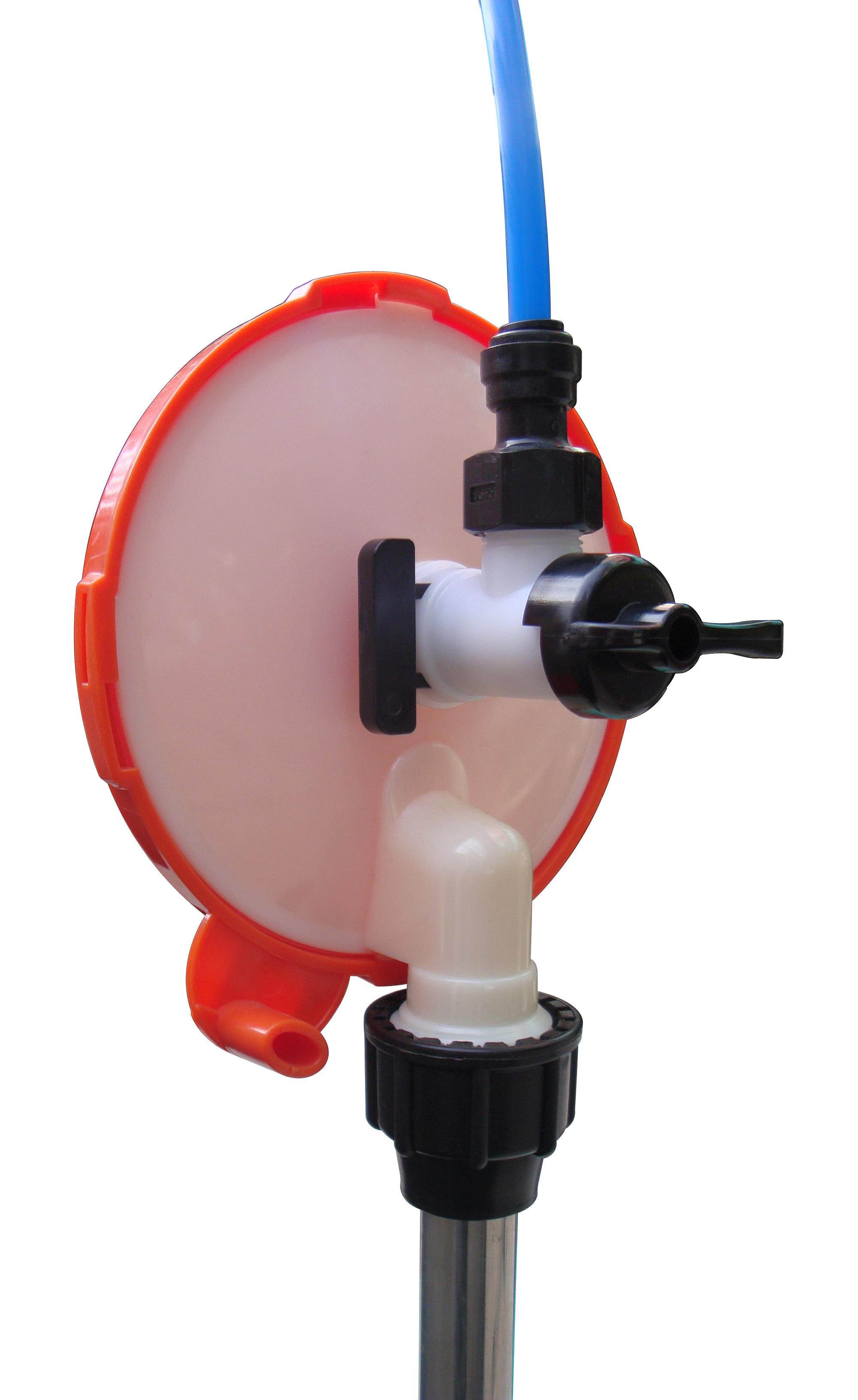 Vacuümvlotter Aquamaster